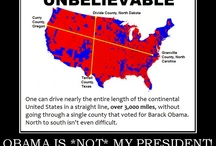 Obama's nation is an abomination / by Nicole Pearson