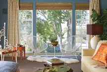 Living Room / Den / by Amy Scott