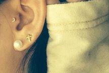 earings/piercings