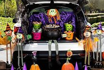 Trick or Treating Ideas! / Ideas for trunk-or-treat events, candy-free Halloween handouts and more! / by Party City