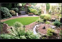 photos of backyard landscaping