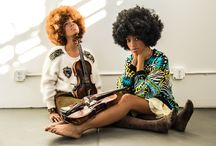 Chargaux Live / This first-rate duo brings a sound of the violin in a new way. It's not the one you used to listen in high school orchestra.