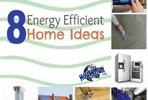 EcoFriendly / Environmentally friendly ways to improve the home, workplace, or the outside world in general.