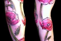 Tattoos / by Emily Hankins
