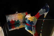 Autism Awareness Shoes / by MyLoveForAutism