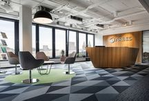 Projects by Interface / Installation of Interface´s carpet by ProInterier in Czech Republic
