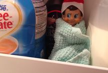 that naughty elf! / by Christy Moody