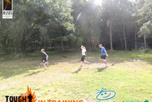 OASIS LAND DEVELOPMENT - TOUGH MUDDER TRAINING - UK / Oasis Land Development are off again on our charity fundraising - this time we are going even harder with Tough Mudder UK - here are some of our 6 week training pictures.