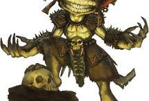 Goblins, Green Skins