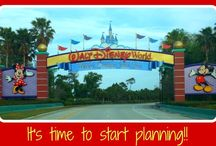 Disney Fun / All kinds of Disney Vacation fun!