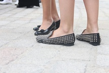 Shoes Always Fit! / by Roya Kalaghchi
