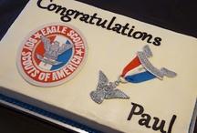 Eagle Cakes
