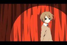 Anime / Free!, Knb, YowaPed, HQ ;)