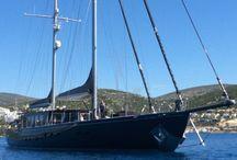 ROXSTAR / #sailing, #yacht, #bluevoyage, #yachtcharter, www.cnlyacht.com
