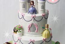 Kenzies birthday cake