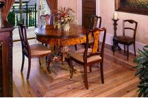 Wood Flooring: Heart Pine Midnight- Antique River-Recovered® Heart Pine