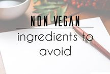 Vegan info