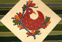 sohrai painting