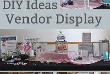 craft table display ideas / by Janet Bagnall