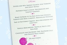 On the Day wedding stationery