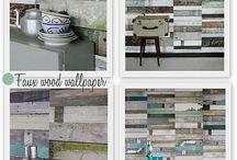 Muros de palet