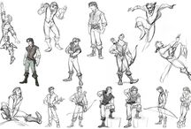 Disney model sheets / by Emma Bravo