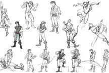 Illustration Inspiration - character design