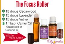 Young Living Essential Oils / by Debra Bailey Perry