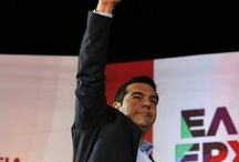 #AlexisTsipras #Syriza Triumph of the extreme left in #grecia / the anti-euro party wins elections