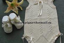 oppskrifter -hekle-strikke