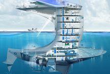 Ocean dwelling