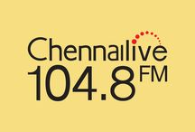 Chennai Live 104.8 FM / Chennai Live 104.8 FM focuses on the growing demand for urban music.   Established in 2006, Chennai Live, India's first talk radio FM station is also the leading English radio channel in Chennai.