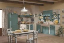 kitchen, livingroom