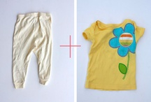 riciclo VESTITI/vestitini-adults/kids dresses recycling / by Marika
