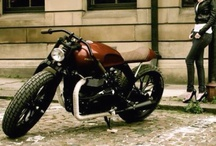 motorcycles / by Davide Paonessa