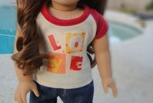 American Girl Dolls / by Judy Wilson