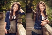 Senior poses / by Stephanie Tucker