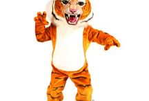 Tiger Mascots Costume / If your school is searching for the perfect tiger mascot costume, then you have found the right place.