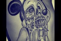 Tattoos  / by Allison McEleavy