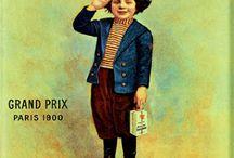 Vintage illustraties