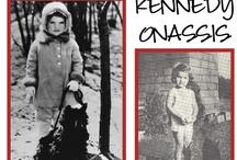 Jackie Kennedy / by Donna Knutson