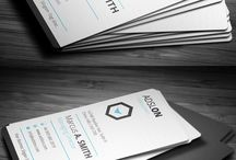 Business cards and identity