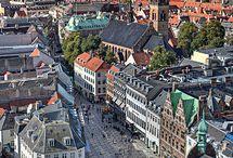 Cestovanie Škandinávia