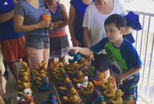 Around MBTP. Come out for our very popular Rubber Ducky Races every Tuesday and Saturday afternoon this summer!!