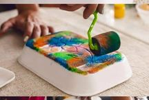 Kids painting Art