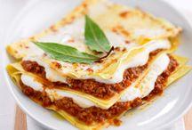 Lasagnes / Nos plus belles recettes de lasagnes
