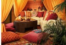 Living Rooms to Live In / by Jasmine Marie