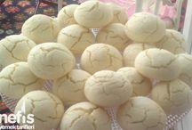 nisastali çatlak kurabiye