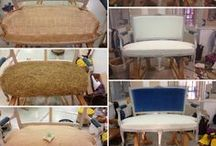 Oprava stareho nábytku