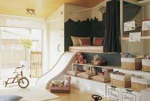 Creative Kid Bedrooms
